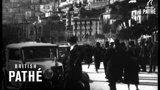 Monte Carlo Rally Aka Monte Carlo Motor Rally (1930)