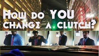 Жизнь в США: Как поменять сцепление на Шевроле?! How To Change a Clutch | Chevy Cavalier