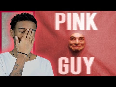Pink Guy - PINK GUY First REACTION/REVIEW