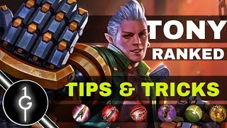 Vainglory Tony Ranked Tips and Tricks 5v5 Gameplay Update 3.1