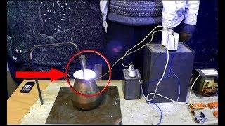 Холодный Ядерный синтез у себя дома добываем золото.