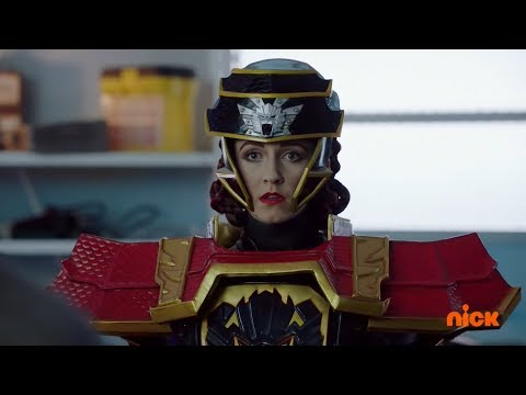 Power Rangers Ninja Steel - The Royal Rumble - Princess Viera joins the Power Rangers | Episode 15