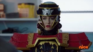 Power Rangers Ninja Steel - The Royal Rumble - Princess Viera joins the Power Rangers Episode 15