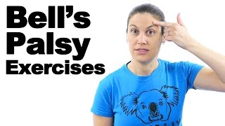 Bell's Palsy Exercises - Ask Doctor Jo