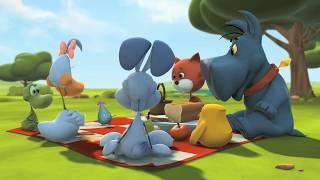 I cuccioli e il lago inquinato - episodio completo, cartoni per bambini