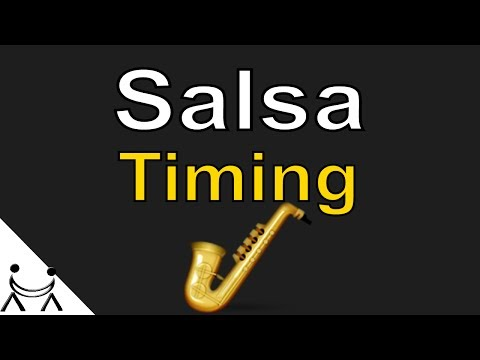 🎧 Salsa Timing music with counts | Edwin Rivera - Beautiful | Learn salsa timing easy