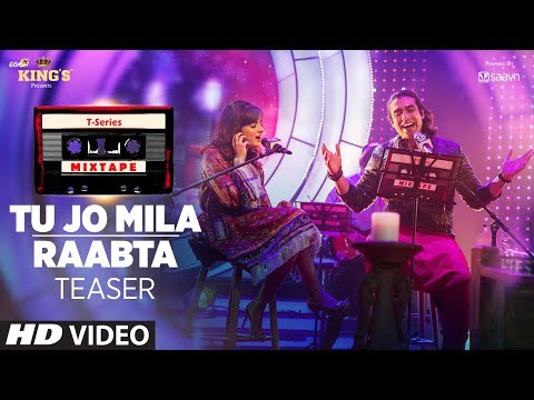 Thumbnail: T-Series Mixtape : Tu Jo Mila/Raabta Song Teaser | Releasing On 26 June 2017