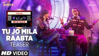 T-Series Mixtape : Tu Jo Mila/Raabta Song Teaser | Releasing On 26 June 2017