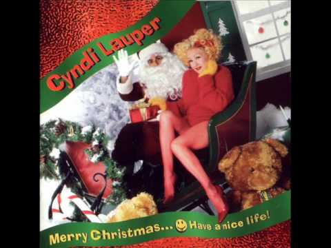 Cyndi Lauper  Early Christmas Morning