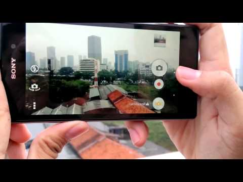 [REVIEW] Sony Xperia Z1