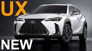 Lexus Ux 2018 - Новый Маленький Кроссовер 👉 Обзор Александра Михельсона - Лексус Ux