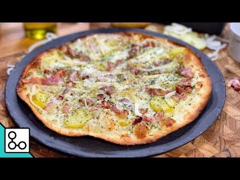 Pizza savoyarde - YouCook