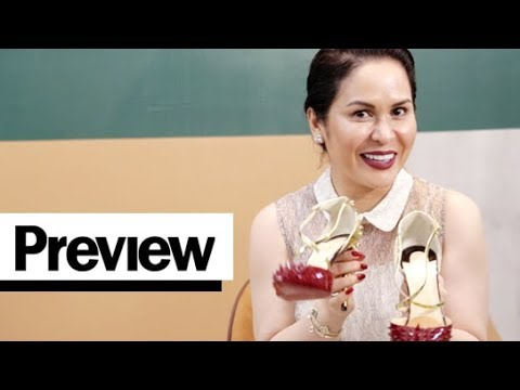 Jinkee Pacquiao Reveals Her Favorite Designer Shoes