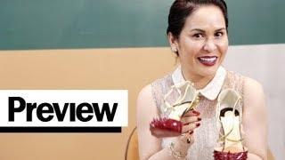 Jinkee Pacquiao Reveals Her Favorite Designer Shoes