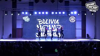 FAMA MACHINE / BOLIVIA HIP HOP DANCE CHAMPIONSHIP 2019 / PRELIMINAR JUNIOR DIVISION