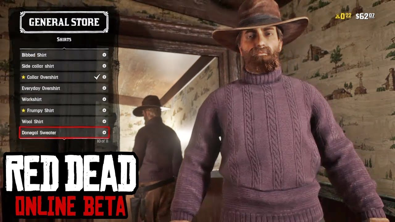 a6decdc93c All Outfits & Clothing Showcase! - Red Dead Online (Secret, Hidden ...