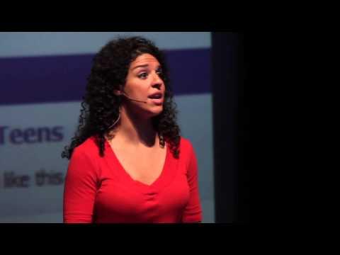 Surviving anxiety: Solome Tibebu at TEDxTC
