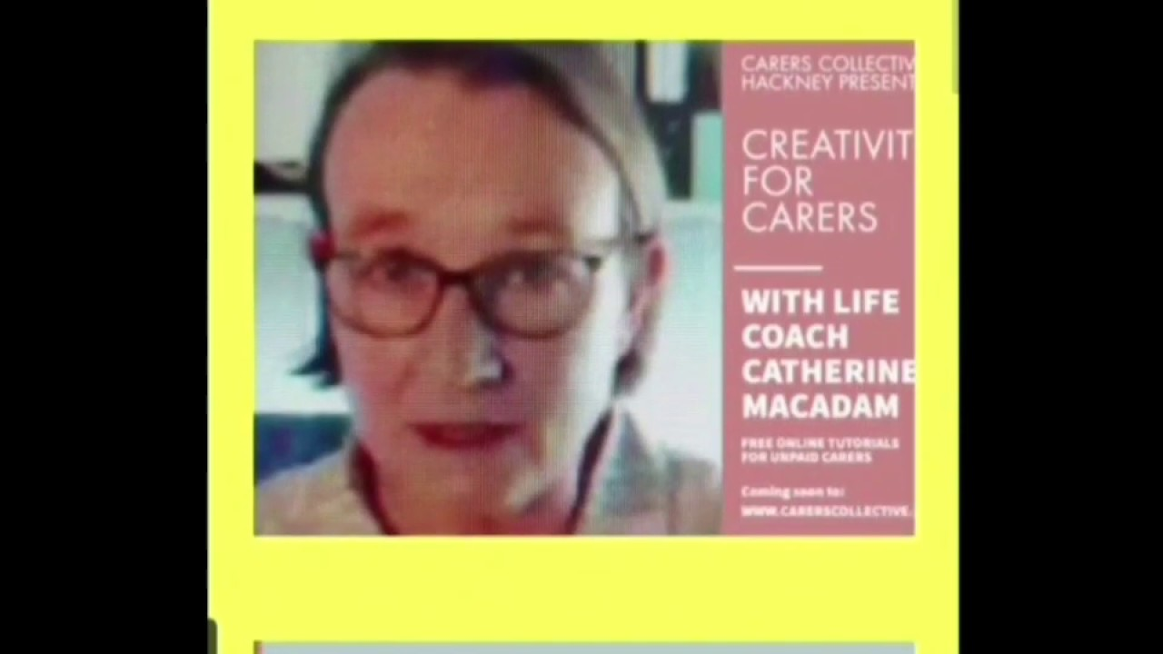 Creativity for Carers - an online course