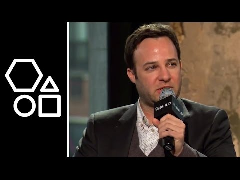 Danny Strong on His Hit 'Empire'  BUILD Series