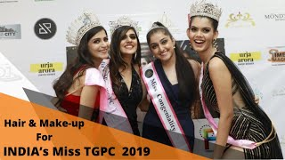 India's Miss TGPC Finale at Time Machine Academy