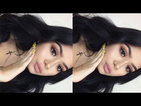 Pink Cut Crease Tutorial | Daisy Marquez