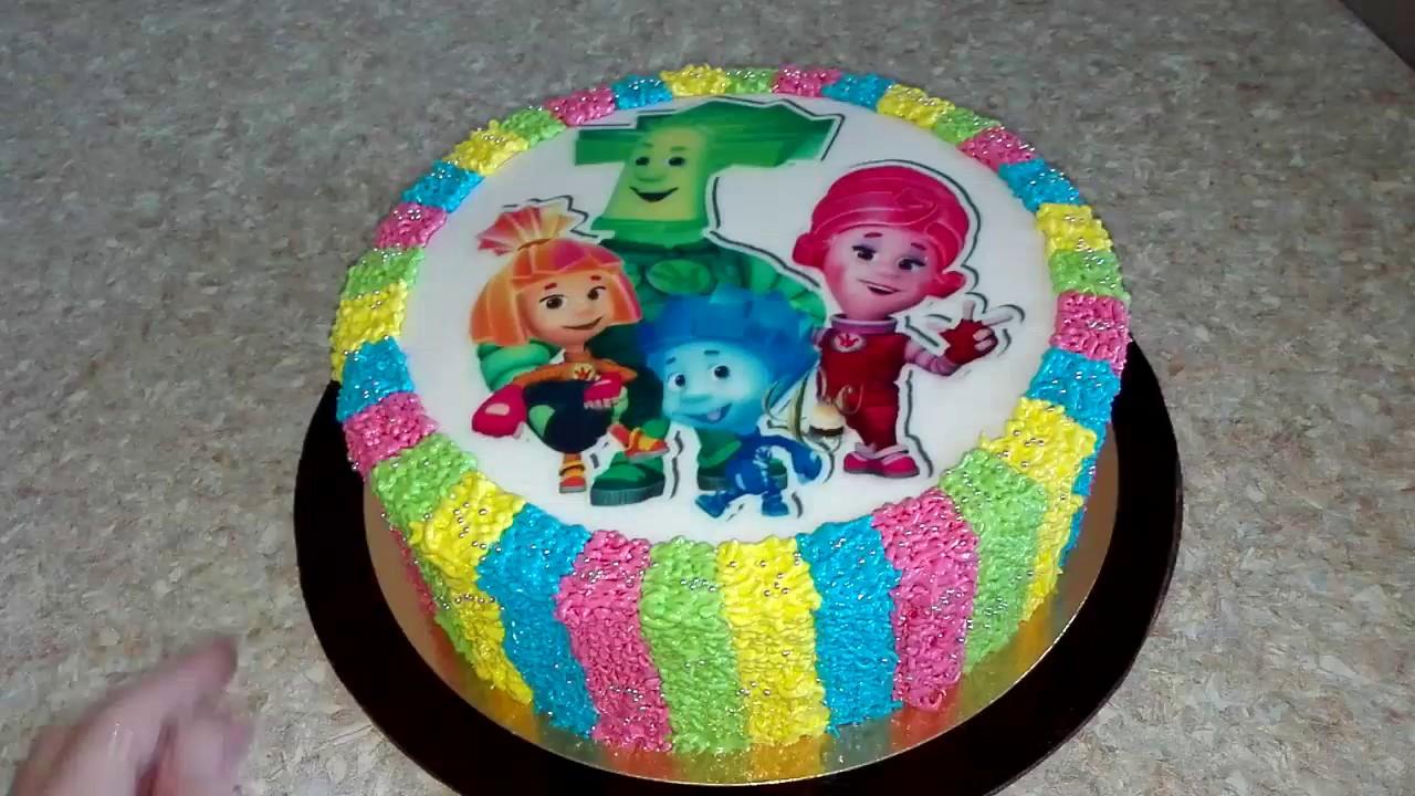Картинки с фиксиками торты