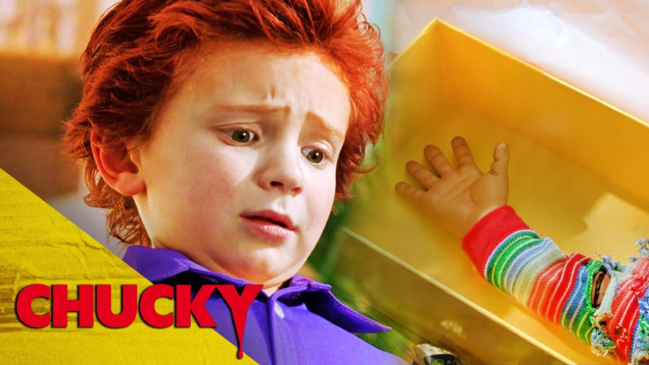 Glen's Birthday Surprise (Final Scene) | Seed of Chucky