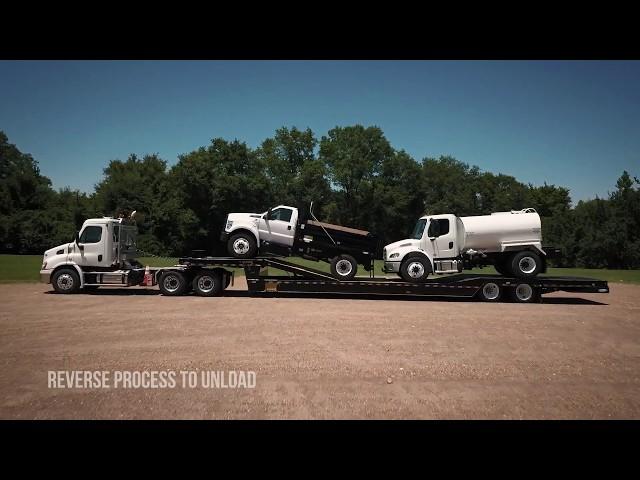 Ledwell Operational Series - HydraTail Trailer