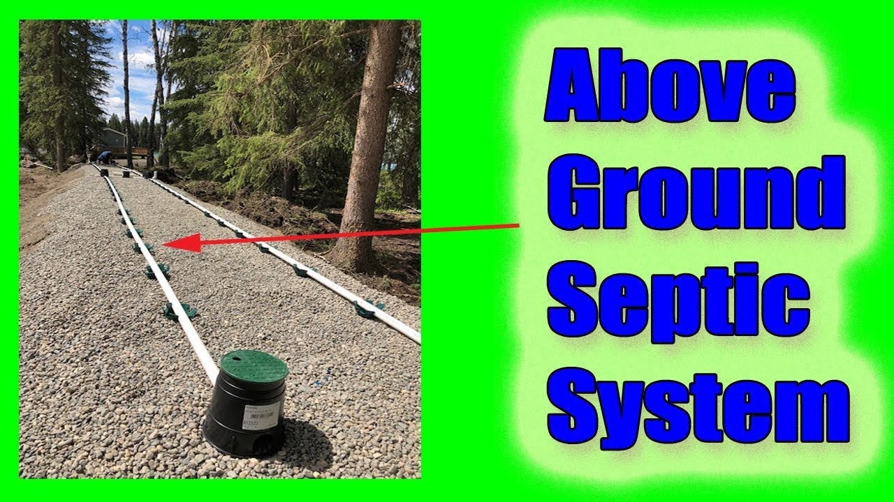 The Convenience of Having a Septic System For A Cabin and RV