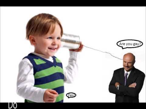 Dr. Phil Calls a Gay Men's Chat Line (Soundboard prank)