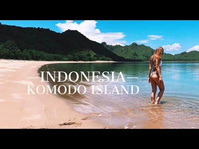 Остров Комодо. Лучшие моменты путешествия по Индонезии