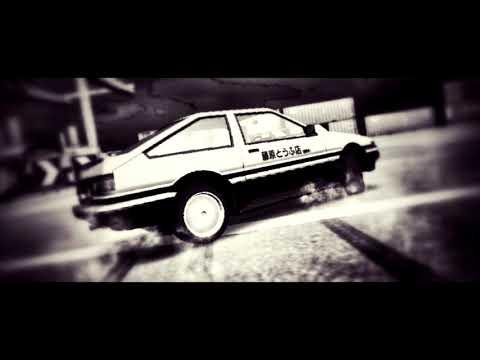 [Initial D] Ace -  Adrenaline (Vaporwave)