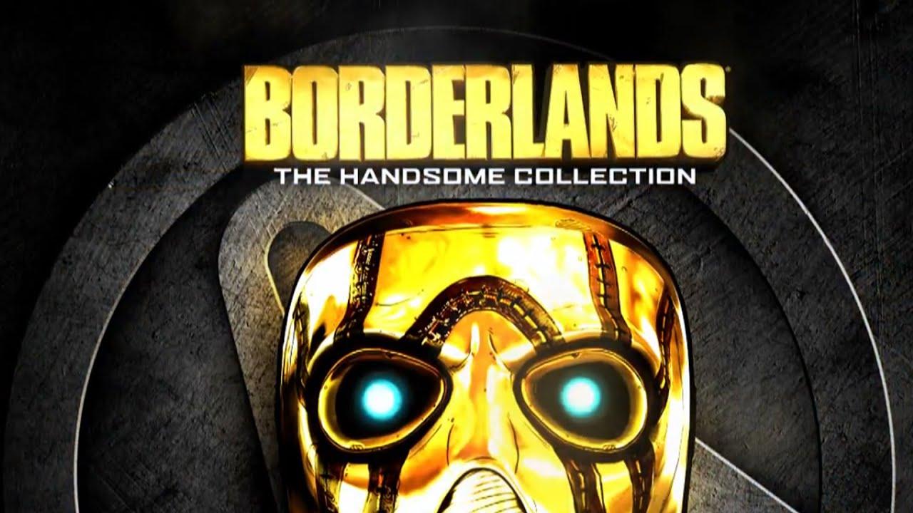 Borderlands Handsome Collection Ps4