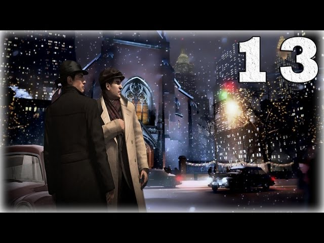 Смотреть прохождение игры Mafia 2. Серия 13 - Грязный бизнес.
