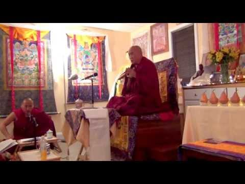 Medicine Buddha Puja With Sera Mey Monks (Chanted in Tibetan)