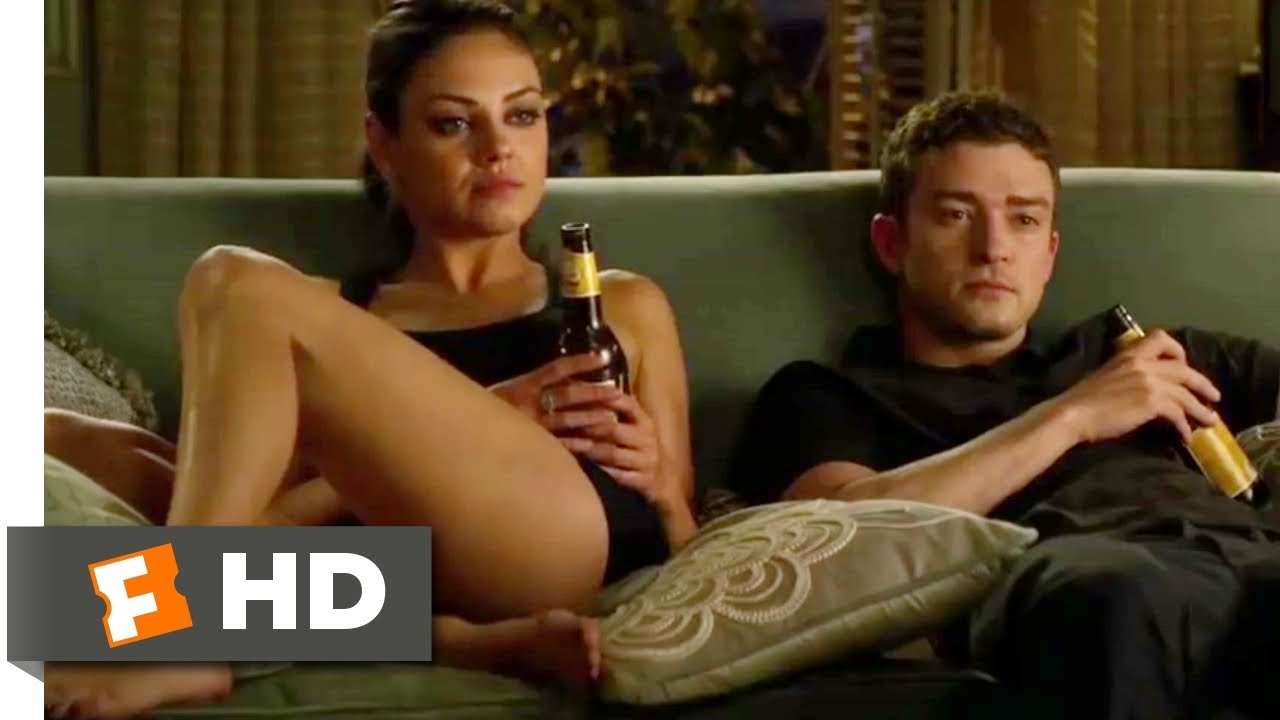 Friends with benefits sex scene