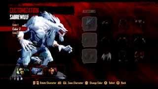 Killer Instinct (Xbox One) - Sabrewulf аксессуары(Важная Информация... Помогайте продвигать видео в массы не забывайте ставить