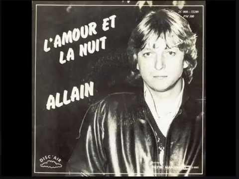 Allain (Alain Turban) - L'amour et la nuit (1980)