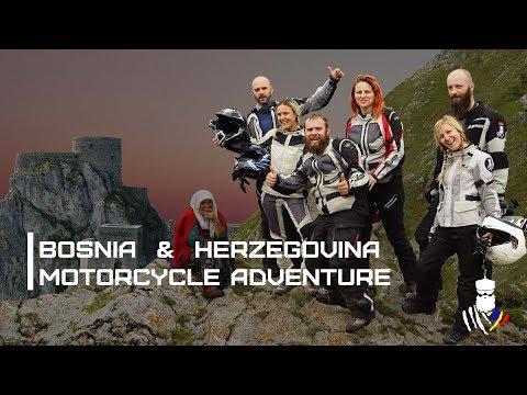 ep0 Motorcycle adventure - Bosnia & Herzegovina trailer | KTM 1190 ADV R / Suzuki V-Strom 1000 XT