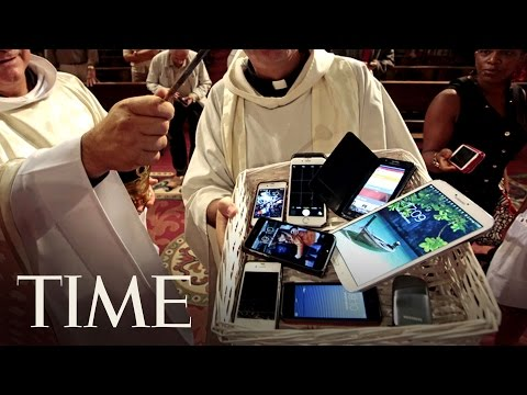 Done With Tinder? Try 'Sindr': The Vatican's New Confession Finder App   TIME