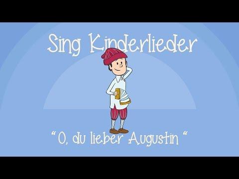 O Du lieber Augustin - Kinderlieder zum Mitsingen | Sing Kinderlieder