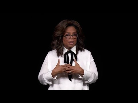 Oprah to return to TV as part of Apple TV+