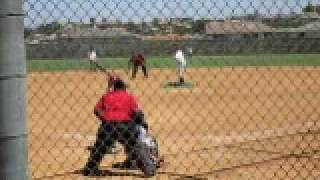 ariel kenney(chula vista green sox) hits a 300 ft bomb