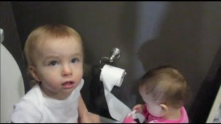 POTTY TRAINING TWINS ATTEMPT #2
