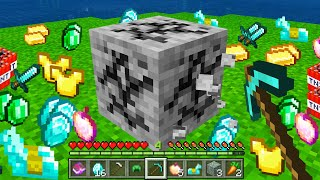Minecraft BUT With RANDOM Ore Drops...