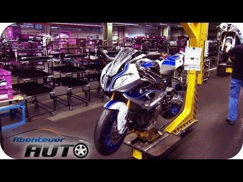 Motorradproduktion im BMW Werk | Abenteuer Auto Classics