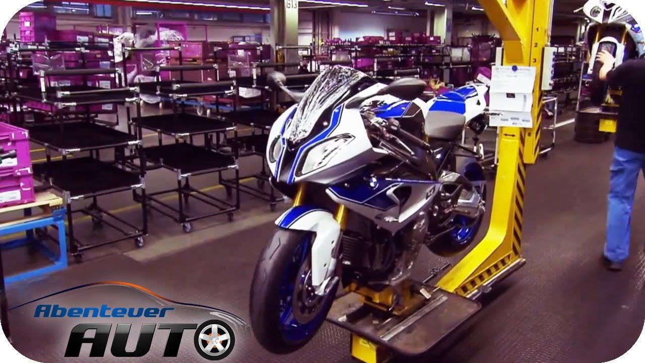 Download Motorradproduktion im BMW Werk | Abenteuer Auto Classics