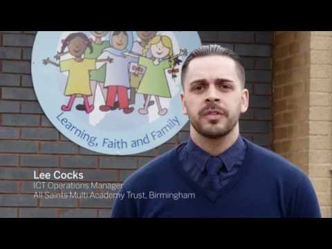 Icomm Video Case Study - St John's and St Peter's CE Academy