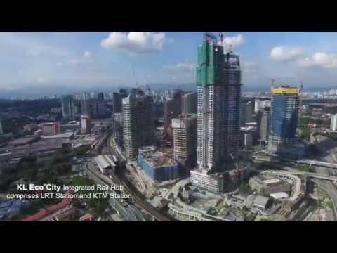 KL Eco City - S P Setia's Integrated Green Development in Bangsar, Kuala Lumpur