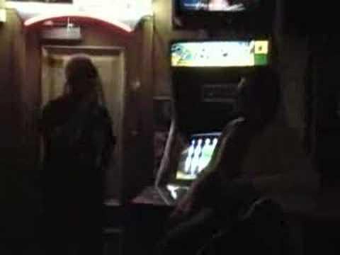 Eastman and karaoke...again. LOL
